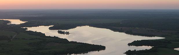 Возера Сенненскае