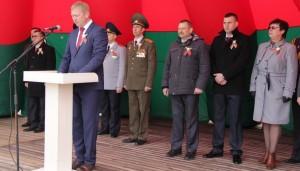 Праздничные мероприятия, посвященные 72-ой годовщине Победы советского народа в Великой Отечественной войне