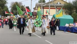Богушевск отпраздновал свое 140-летие